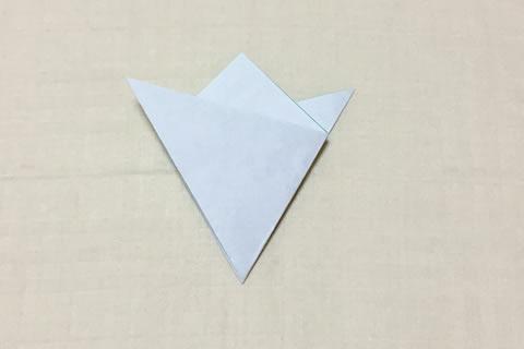 っ ぽう て 折り紙 紙